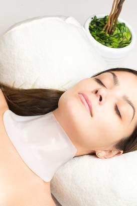 Martinni Beauty Masks Deep Sea Papaya Collagen Neck Lift Treatments - 4 Pack