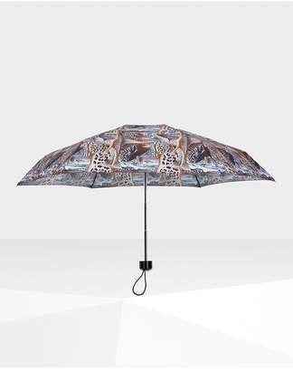 Hunter Hypernormal Print Mini Compact Umbrella