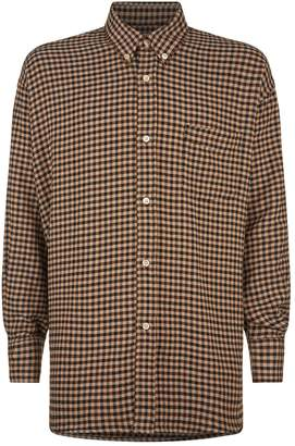 Our Legacy Gingham Shirt