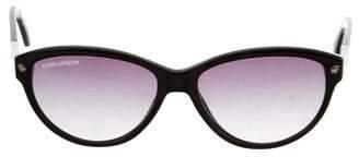 DSQUARED2 Gradient Cat-Eye Sunglasses