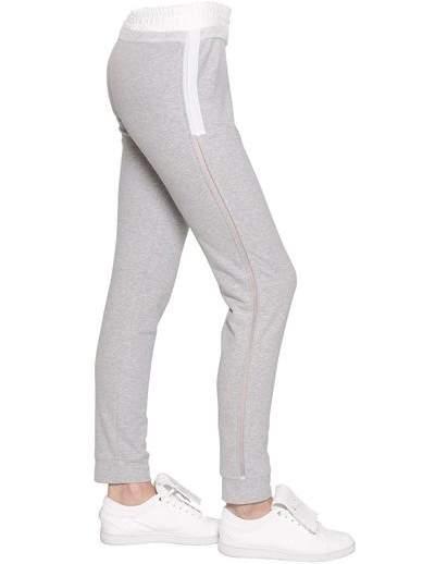 Callens Cotton Interlock & Mesh Jogging Pants