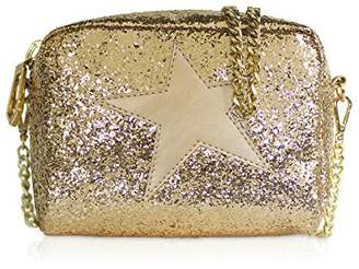 Bandolera Starlite Shop Star Starlite, dorado, Women's Messenger Bag,8x13x18 cm (W x H L)