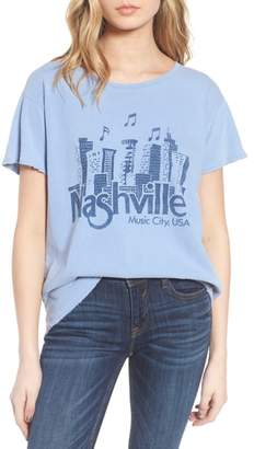 Junk Food Clothing Nashville Tee