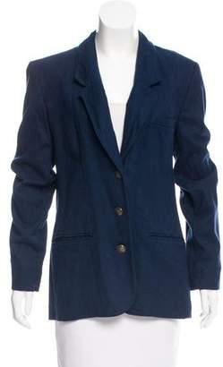 Pendleton Structured Virgin Wool Blazer