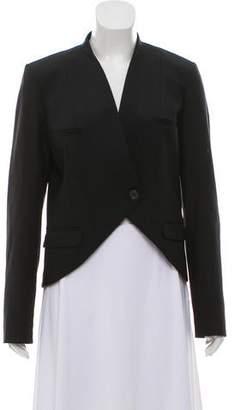 Michael Kors Virgin Wool High-Low Blazer w/ Tags