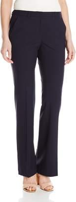 Ellen Tracy Women's Flare Leg Trouser, E