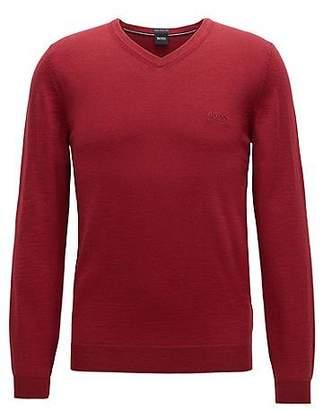 Hugo Boss 39THarversGlover39 Slim Fit Super 130 Virgin Wool and 435c13166f5c