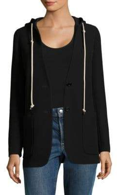 Helmut Lang Hooded Technical Blazer