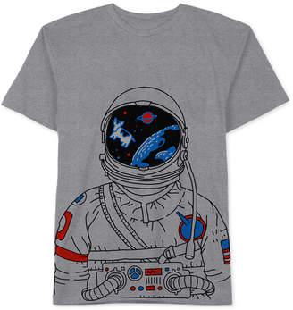 JEM Toddler Boys Astronaut Graphic-Print T-Shirt
