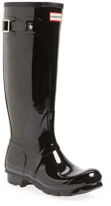 Hunter High Gloss Waterproof Boot