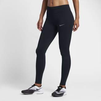 "Nike Essential Women's 28.5""""(72.5cm approx.) Running Tights"