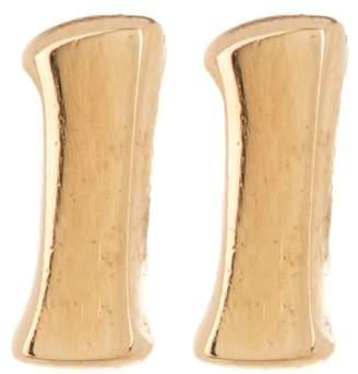 Madewell 14K Gold Vermeil Single Letter Stud Earring – Multiple Letters Available