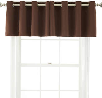 JCPenney JCP HOME Home Kathryn Grommet-Top Insert Valance