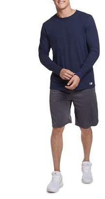 Russell Athletic Mens Dri-Power Essential Performance Shorts with Pockets