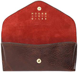 Moore & Giles Leather Eyeglass Case