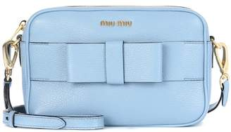 Miu Miu Leather crossbody bag