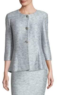 St. John Wool Knit Jacket