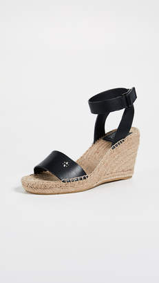 Tory Burch Bima 2 90mm Wedge Espadrilles