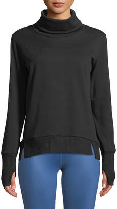 Alo Yoga Haze Long-Sleeve Sweatshirt