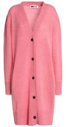 McQ Wool And Cashmere-Blend Cardigan