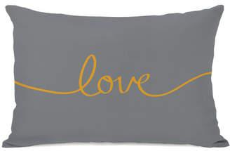 Red Barrel Studio Northwest Peaks Lumbar Pillow