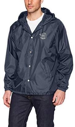 Brixton Men's Mercury Standard Fit Windbreaker Jacket