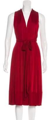 Lida Baday Sleeveless Midi Dress