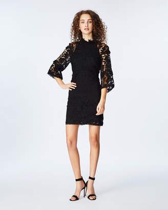 Nicole Miller Ruby Lace Dress