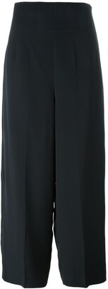 Christian Lacroix Pre-Owned wide leg trousers