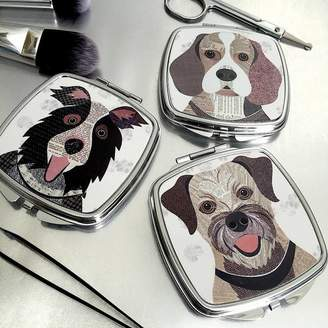 Breed Simon Hart Dog Compact Mirror 64 Designs