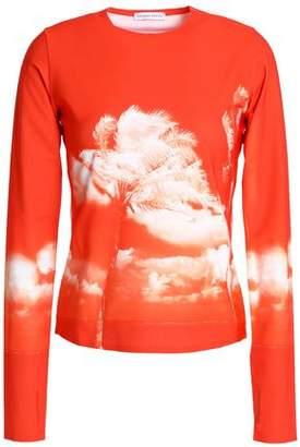 Orlebar Brown Printed Stretch-Jersey Top