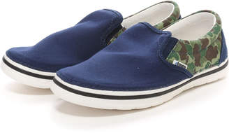 Crocs (クロックス) - クロックス crocs atmos CROCS NORLIN ATMOS CAMO SLIP-ON MEN
