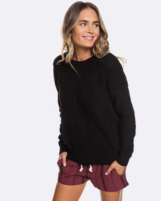 Roxy Womens Gilis Sunlight Knitted Jumper