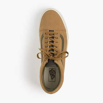 J.Crew Vans® for Old Skool sneakers in moleskin