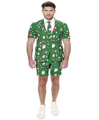 OppoSuits Santaboss Men Summer Suit