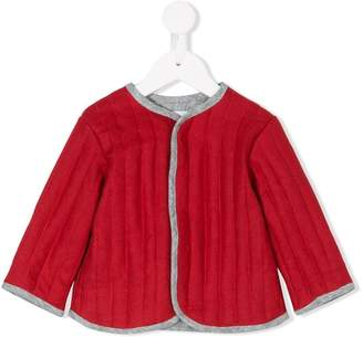 Eshvi Kids lined padded jacket