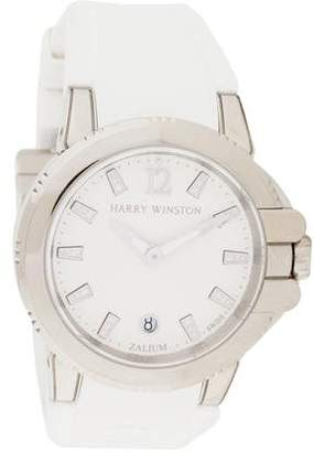 Harry Winston Ocean Sport Watch