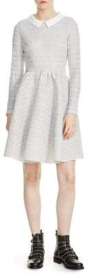 Maje Rayone Knit Dress