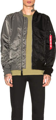 Alpha Industries L-2B Hybrid Flight Jacket
