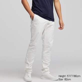 Uniqlo Men's Slim-fit Chino Flat-front Pants