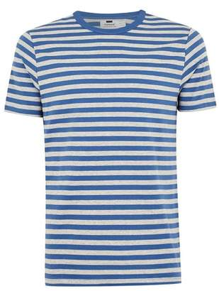 Topman Slim Fit Stripe T-Shirt