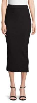 Midi Sweater Skirt
