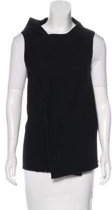 Isabel Marant Wool & Angora-Blend Vest