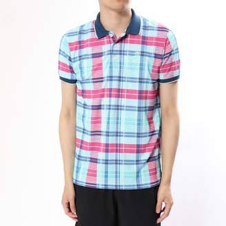 Munsingwear (マンシングウェア) - マンシングウエア Munsingwear メンズ ゴルフ 半袖 シャツ ニットMGMLGA06