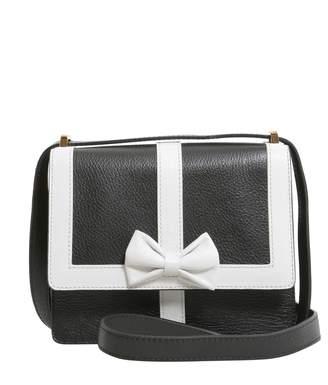 Moschino Crossbody Leather Bag