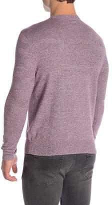 Original Penguin Marled Cotton Crew Neck Sweater