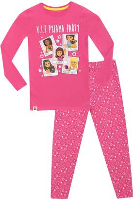 Lego Friends Girls' Friends Pajamas