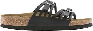 Birkenstock Granada Soft Footbed Leather Narrow Sandal - Women's