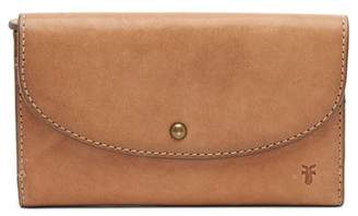Frye Lucy Leather Wallet
