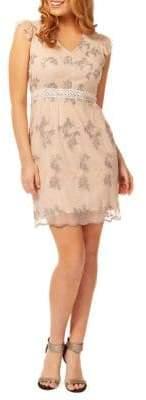 Dex Floral Sheath Dress